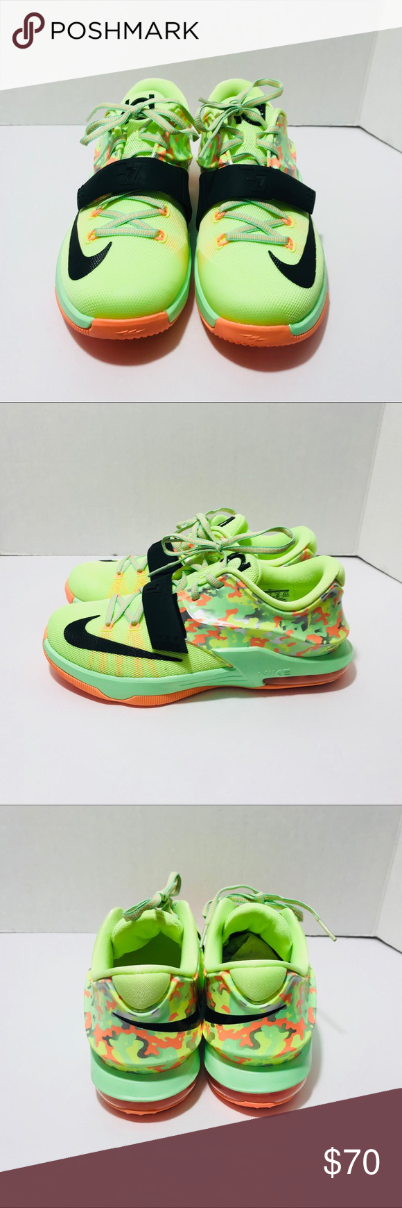 online store 07a73 271f7 ... get nike kevin durant kd 7 easter shoes kids kd 7 easter size 6.5y only