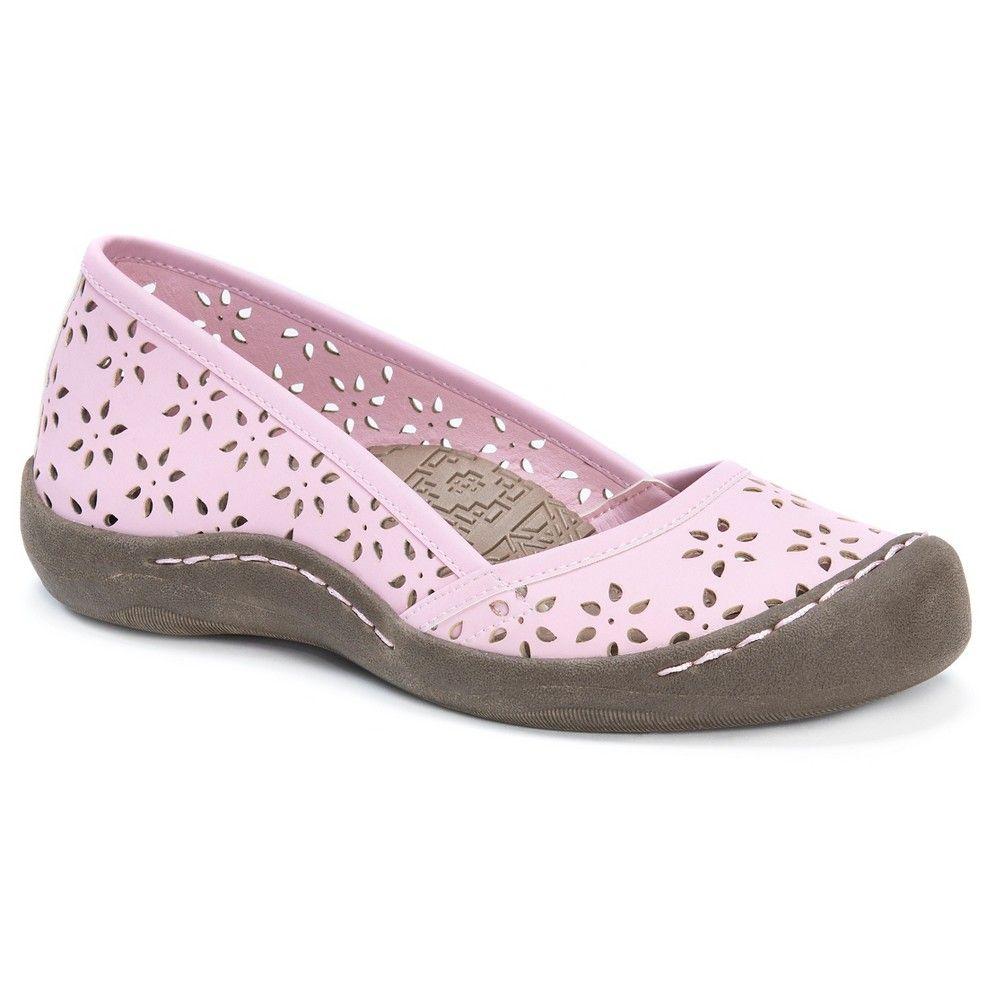Women's MUK LUKS® Sandy Ballet Flats - Navy 6