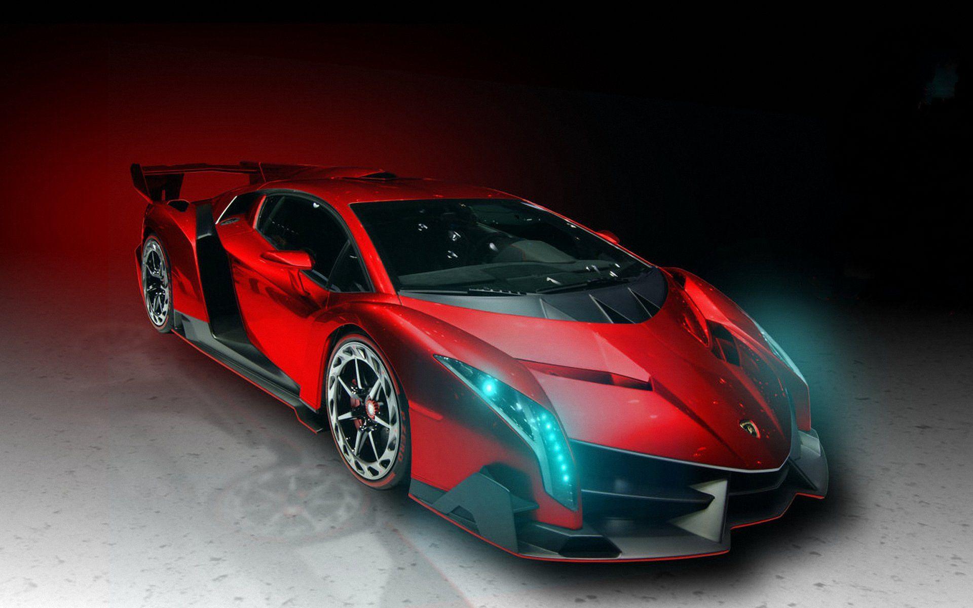 Lamborghini Veneno Roadster Wallpaper Widescreen Hd Wallpaper Lamborghini Veneno Car Wallpapers Red Lamborghini