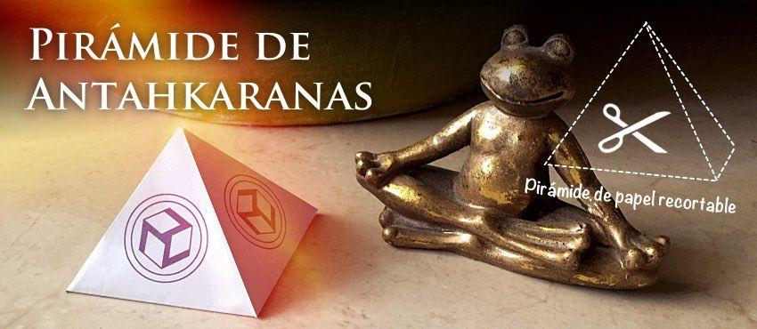 Pirámide de Antahkaranas recortable http://reikinuevo.com/piramide-antahkaranas-recortable/