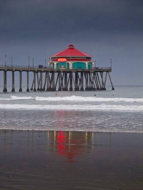 Ruby's, Huntington Beach, Orange, California by OrangeCounty Girl