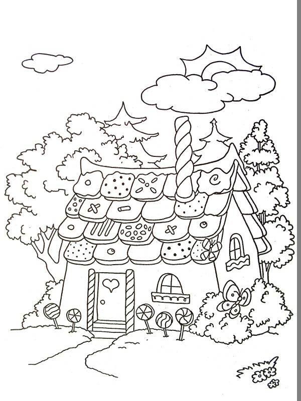 märchen ausmalbilder 01 | Kindergarten | Pinterest | Märchen ...