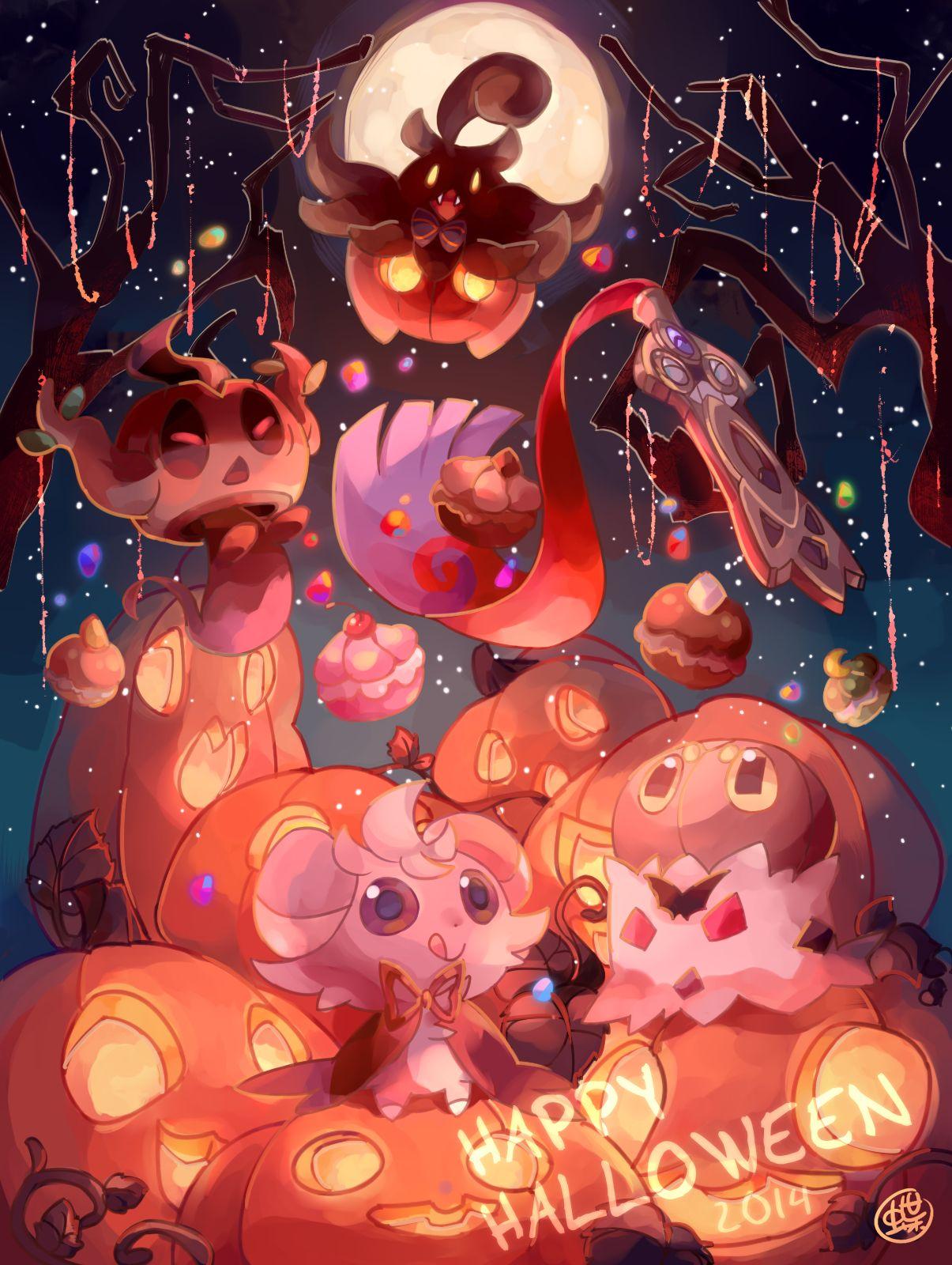 pokémon halloween pokemon pinterest pokémon anime and