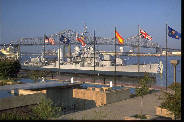 Uss Kidd Louisiana Vacation Veterans Memorial Louisiana Travel