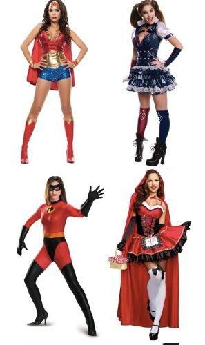 Disfraces para mujer halloween mercadolibre