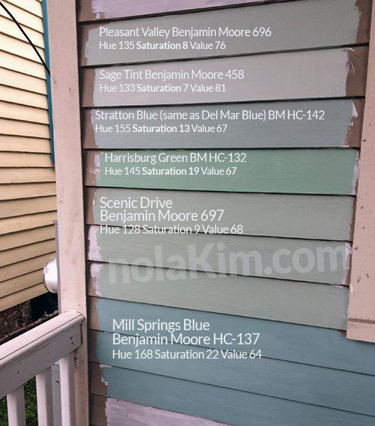 Secrets Of Choosing Exterior Paint Colors House Paint Exterior