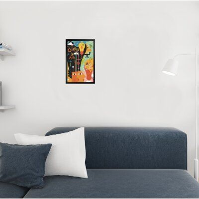 Trinx Inspiration Concepts And Ideas Black Wood Framed Art Poster 14X20 Brown 20.0 x 14.0 x 1.5 in | Home Decor | Wayfair Canada