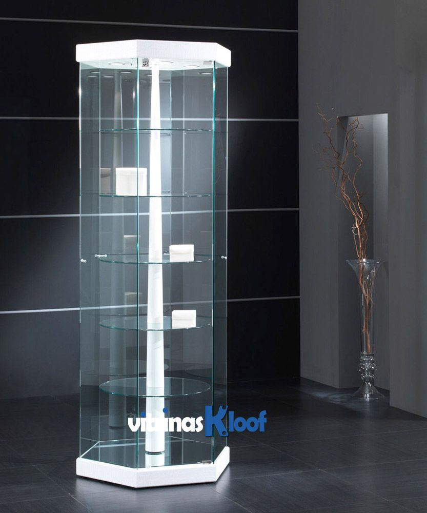 Vitrinas kloof vitrina giratoria de dise o 7 g para - Vitrinas de diseno ...