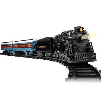 Lionel Trains The Polar Express Ready To Play Train Set Christmas