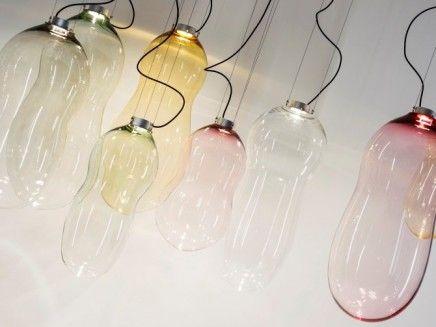 Trend Lampen Gekleurd Glas Alex De Witte Bubble