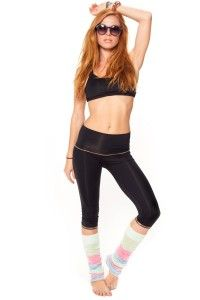 These are the perfect pant for working out or going out on the town! Teeki's Hot Pants are (i) Great for all aspects of your active lifestyle;