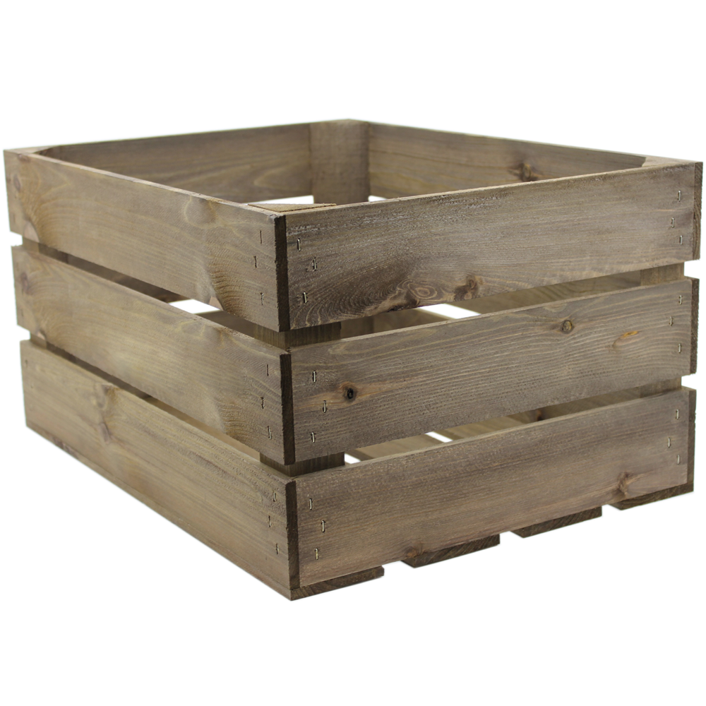 Large Wooden Rustic Crate Starting From 17 94 Wooden Wine Boxes Diy Garden Furniture Wooden Crates
