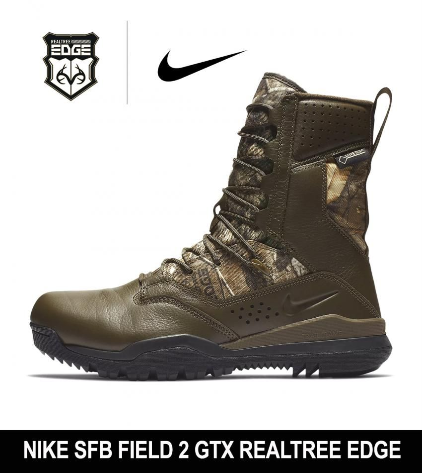 357941d37 Nike SFB Field 2 GTX Realtree EDGE Camo Boot
