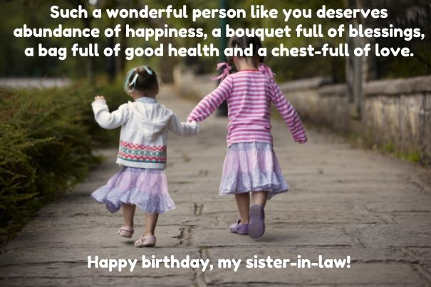Funny Birthday Memes For Your Sister : Funny birthday wishes for sister in law images birthday wishes for