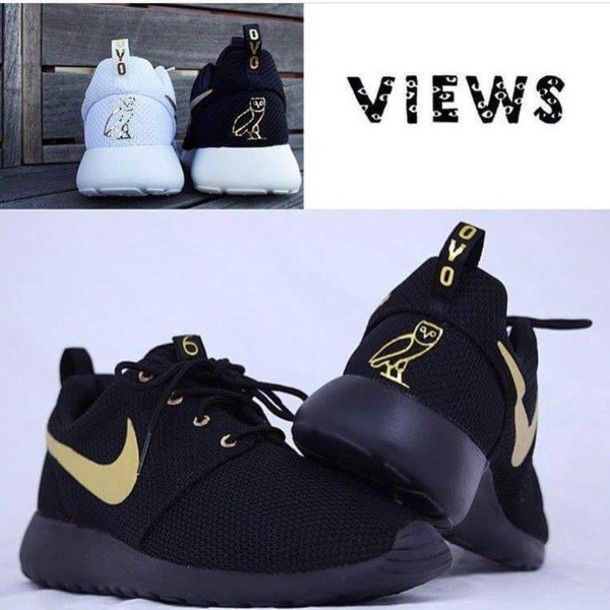 There are 2 tips to buy these shoes: ovoxo low top sneakers nike black  sneakers white sneakers nike sneakers sneakers nike ovoxo sneakers gold  black white ...