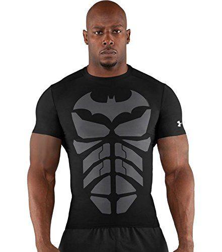 espectro Vacunar Pólvora  Camiseta de compresión de manga corta Under Armour Alter Ego Batman - Black  004 (Small) - Camiseta | Camisetas, Camisetas graciosas, Ropa gym hombre
