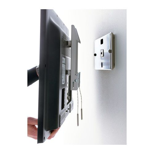 uppleva wall bracket for tv fixed ikea products tv. Black Bedroom Furniture Sets. Home Design Ideas