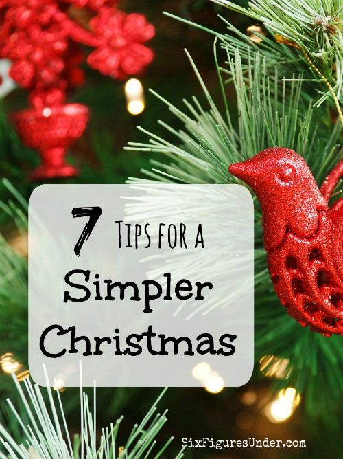 Truly Christmas is the most wonderful time of the year, but some years we are so busy that we miss the most important parts of the season. It's okay to scale back and simplify. Here are 7 practical tips to have a simpler Christmas this year.