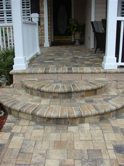 Pin By Design Elite On Landscaping Patio Pavers Design Outdoor Stone Steps Outdoor Stone