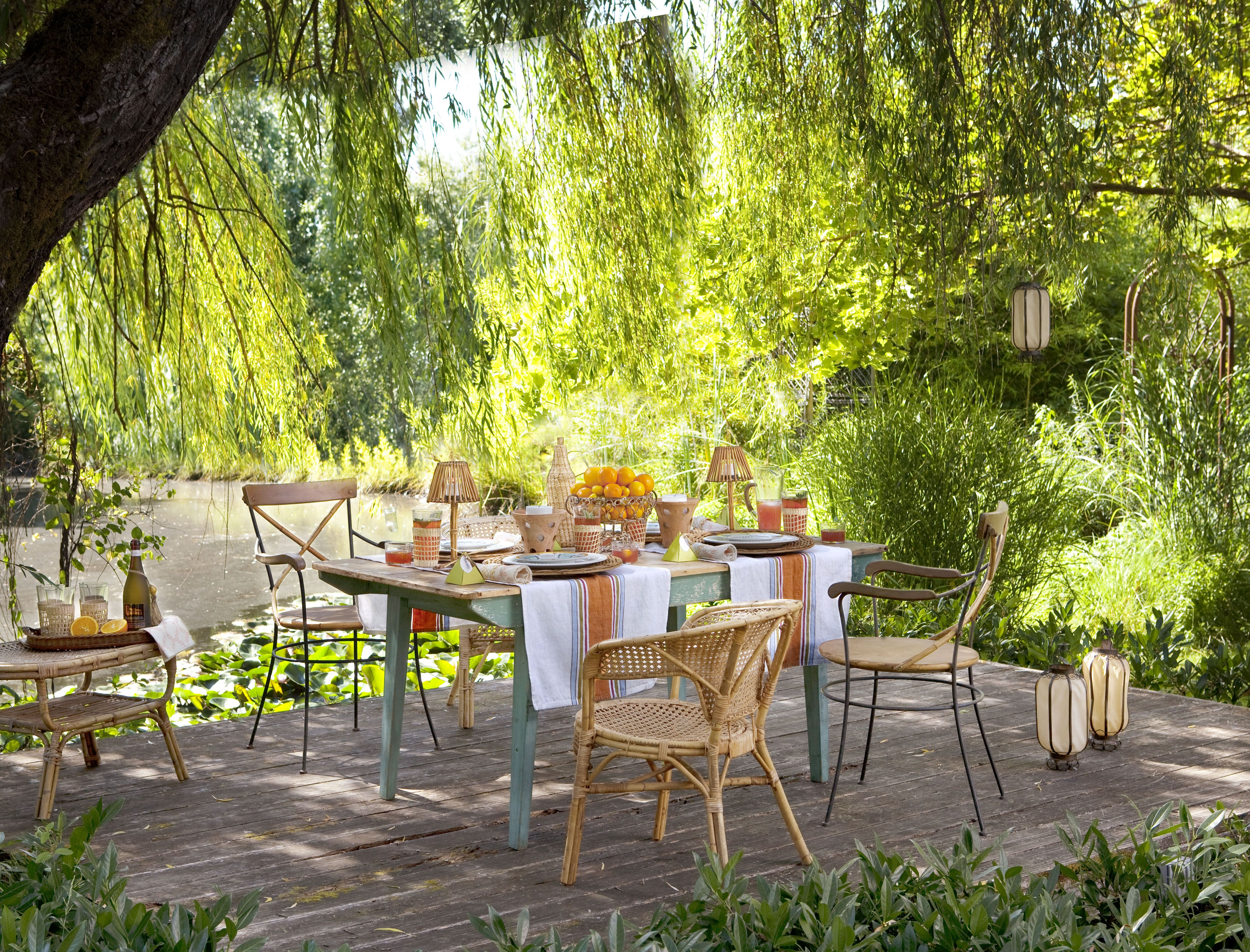 Superior Summer Table And Chairs Part - 6: Pinterest