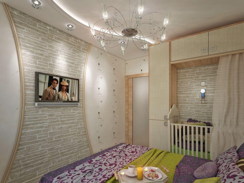 как в однокомнатной сделать зал спальню и детскую план: 12 тыс изображений найдено в Яндекс.Картинках