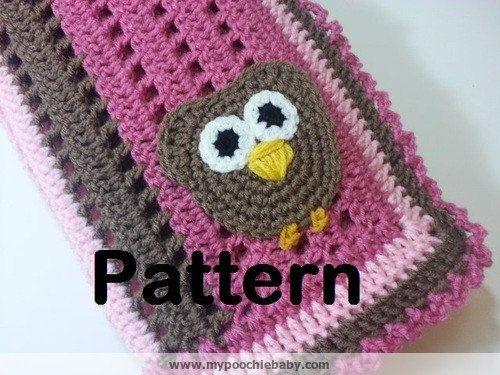 """18 Replies to """"Crochet Hooded Fox Blanket Pattern"""""""