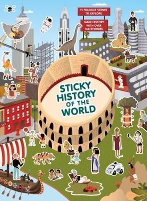 Sticky History of the World by Thames & Hudson
