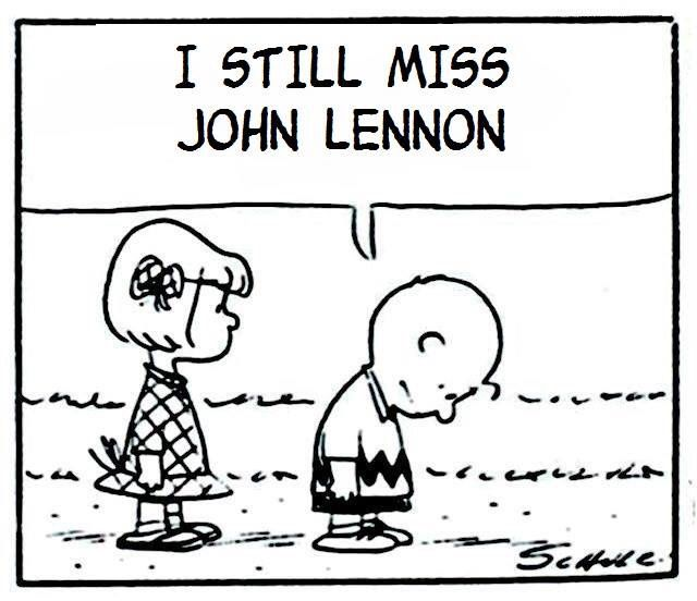 Charlie Brown - I still miss David Bowie
