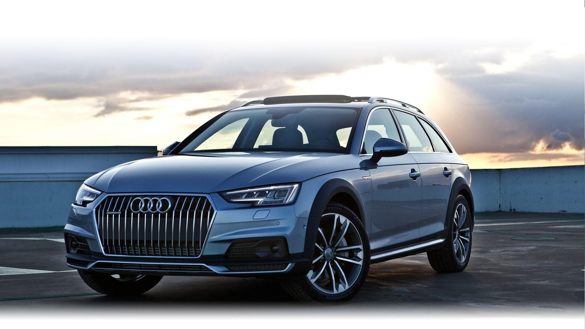 The 2018 A4 Allroad Audi Audi Canada Audi A4