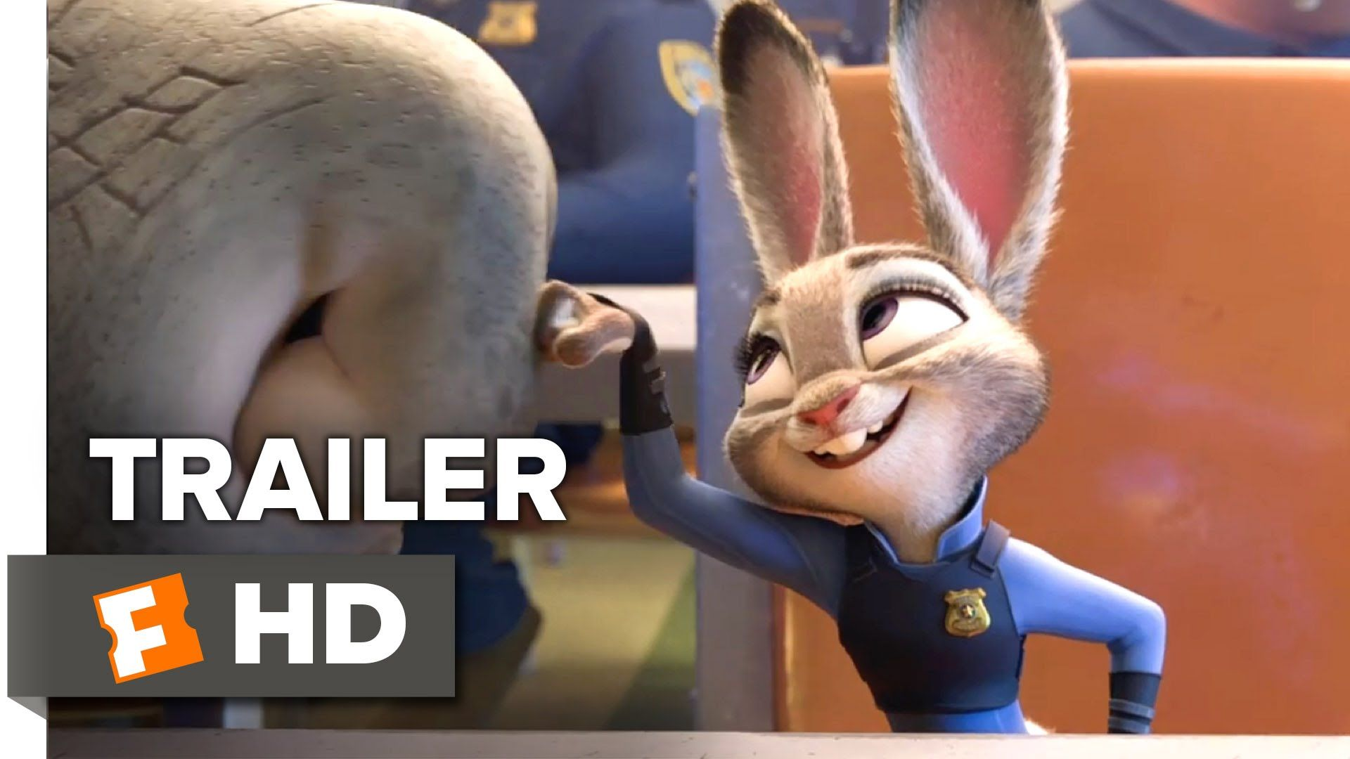 """New Zootopia Trailer teaches us """"No matter what type of"""