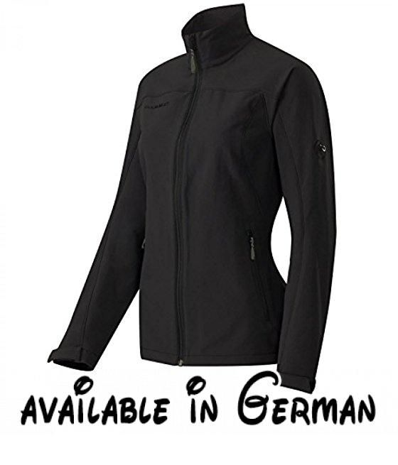 Mammut softshell mantel damen