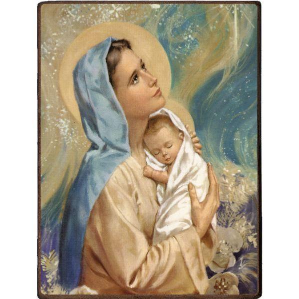 virgen maria y el niño jesus - Buscar con Google