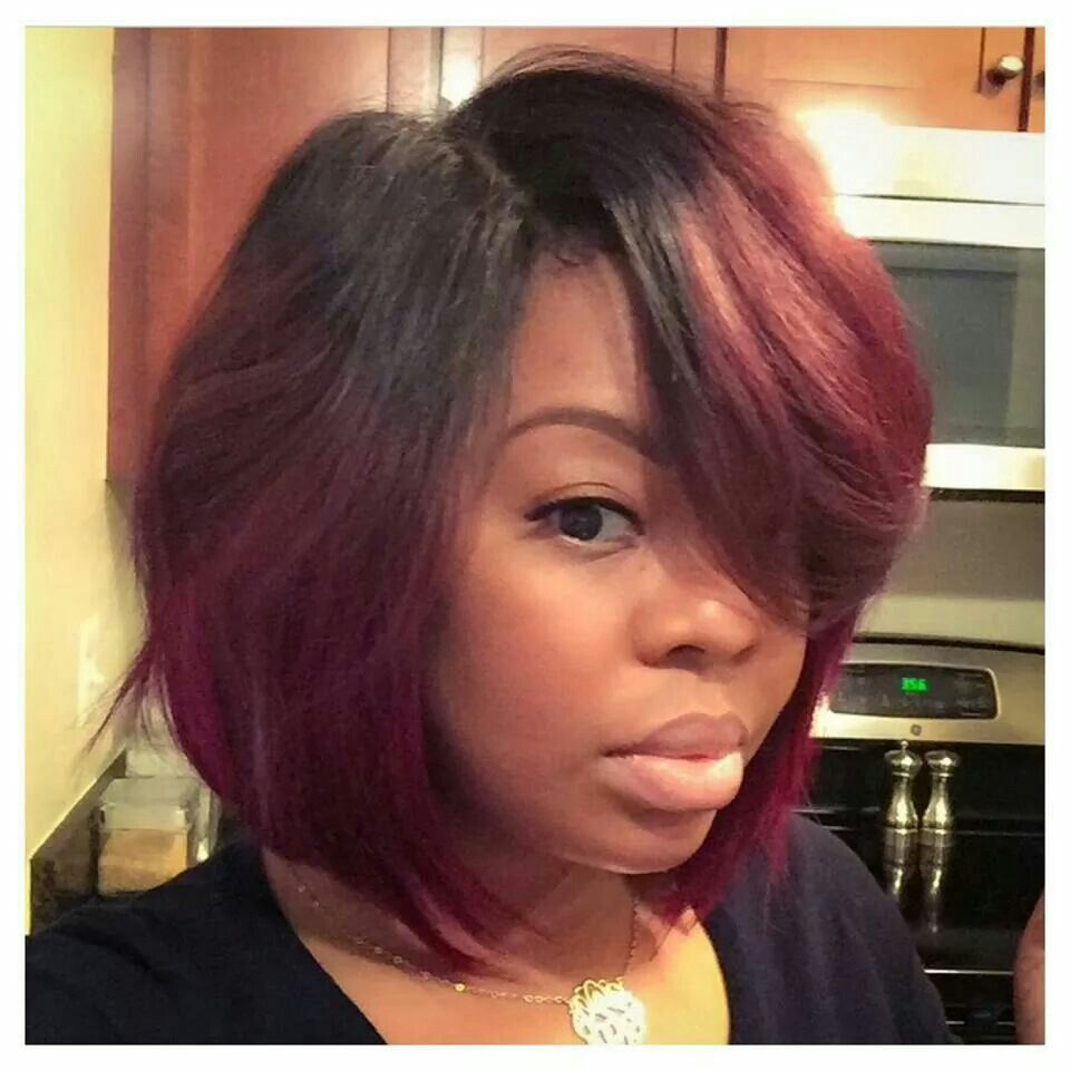 Red bob hairstyle hair pinterest red bob bob hairstyle and bobs