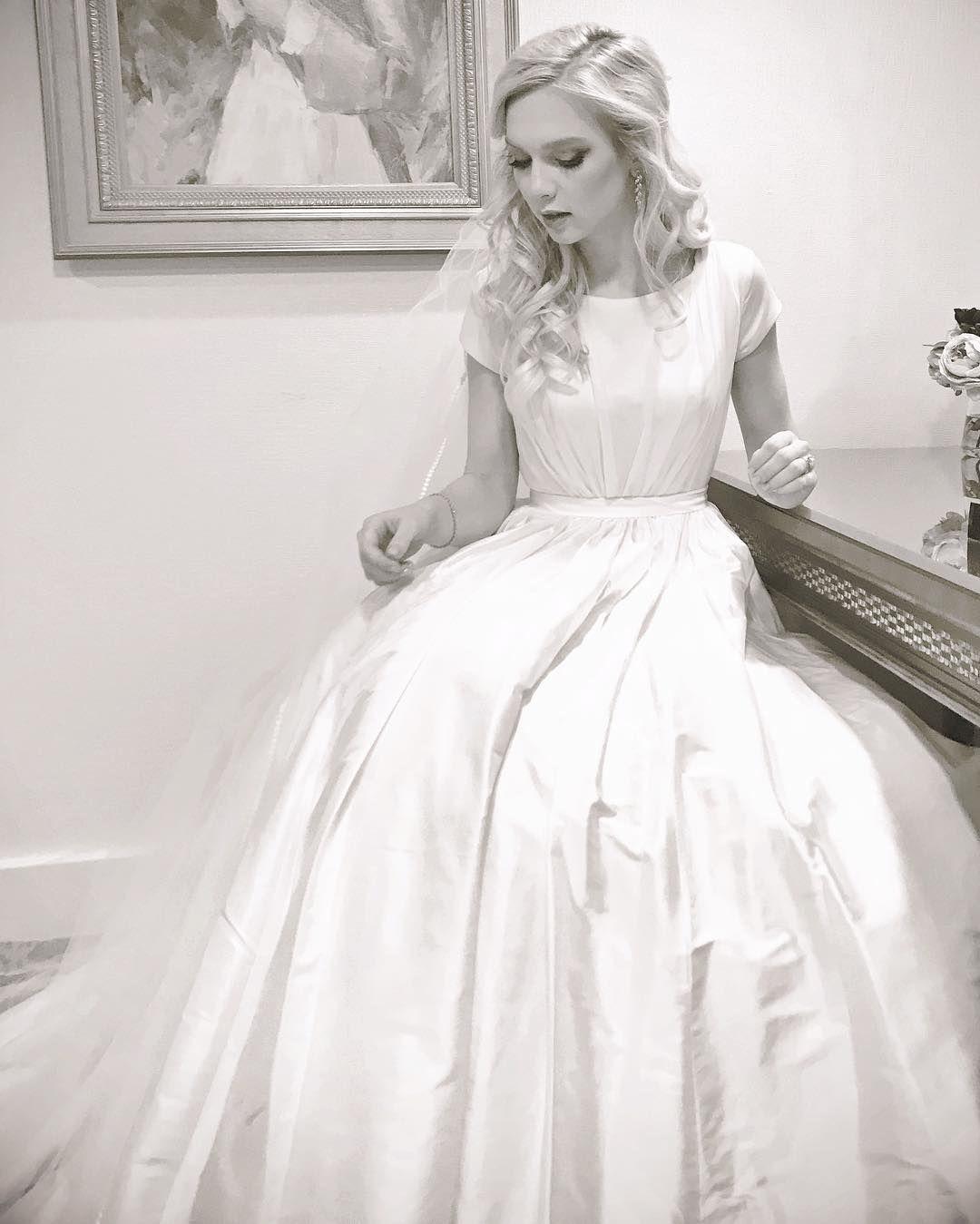 I loved wearing this dress all day weddingdress wedding