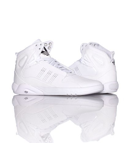 Adidas Sneaker Roundhouse White Mid Sneakers And Basketball 2 0 xafqAPxw
