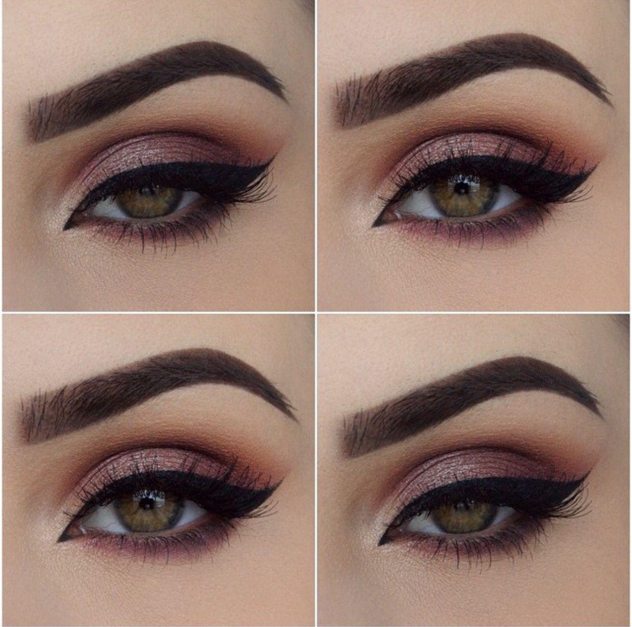 beautiful make up for hazel eyes | maquillaje | pinterest | makeup