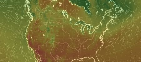 Earth Nullschool Global Wind Temperature Beautiful Weather Map