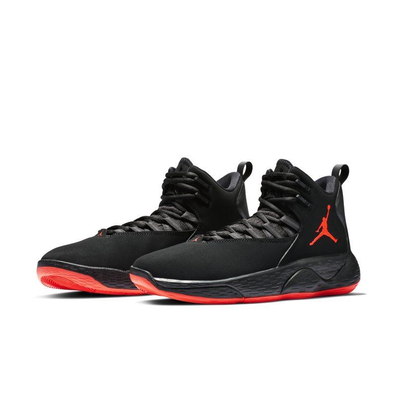 Jordan Super.Fly MVP Men's Basketball Shoe Black | Jordans