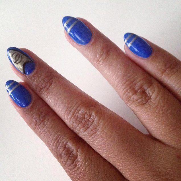 50 Nerdy Nail Art Ideas That Rock Star Trek
