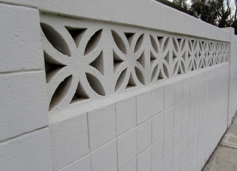 Decorative Block Wall decorative concrete block phoenix decorate concrete block