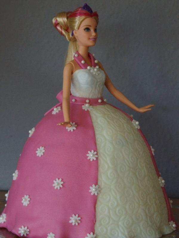 Barbietorte Barbietorten Barbie Torte 3d Barbietorte Kinder