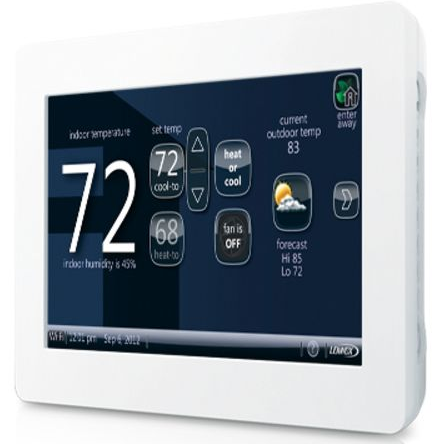 Icomfort Wi Fi Demo Thermostat Compatible With Icomfort Wi Fi Demo App And Myicomfort Com Demo Version Thermostat Wifi Programmable Thermostat
