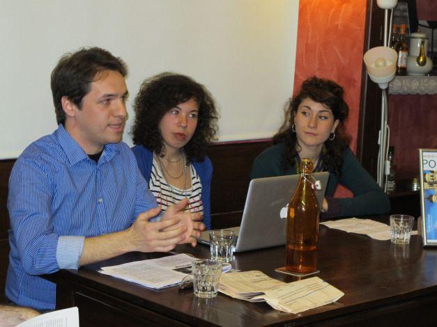 La presentazione di MOST a Torino