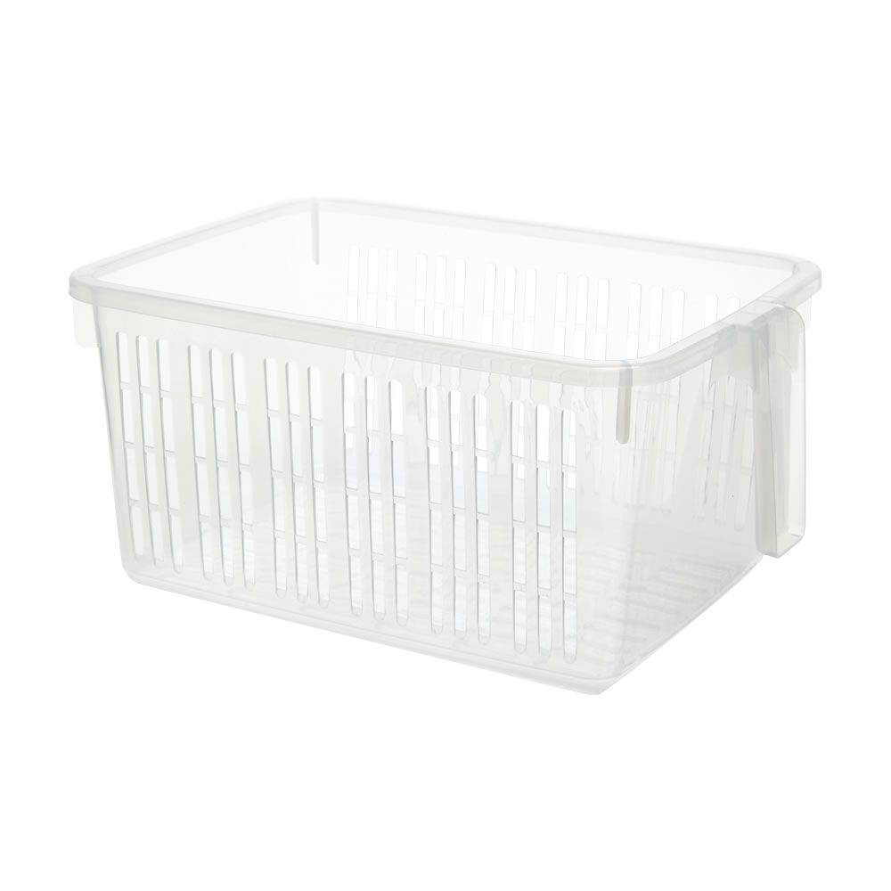 Caddy Basket Large | Plastic storage, Small spaces and Storage