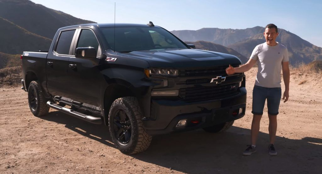 Chevrolet Silverado Trail Boss Shows British Reviewer Why Its So Popular