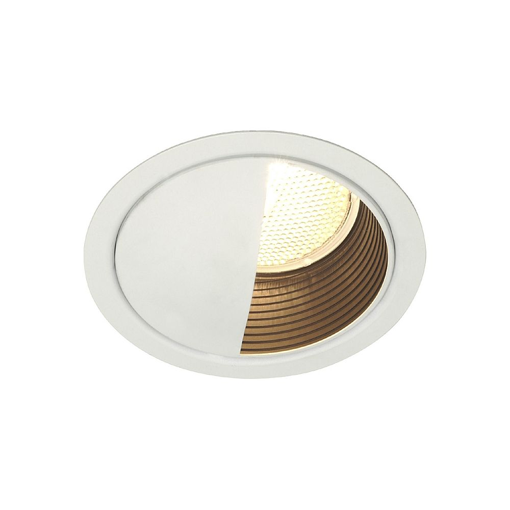 lightolier 5 lv white wall washer recessed light trim style