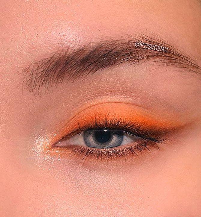 #Eye #eye makeup for brown eyes #hat #keine #KürbisgewürzThemenPalette