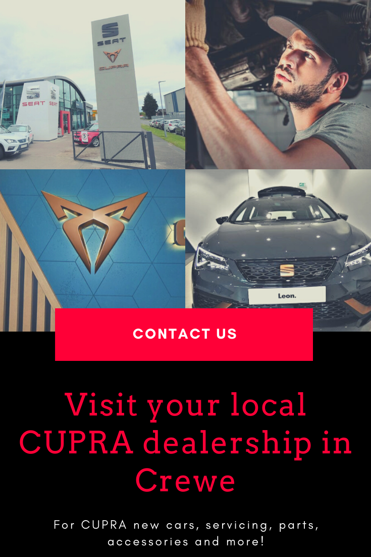 Our CUPRA team is superfriendly and has plenty of