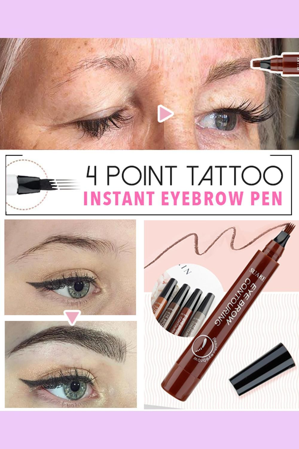 Photo of 4 Points Tattoo Brow Pen