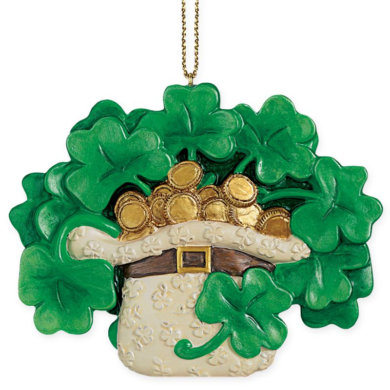 Irish Blessings Christmas Ornament - Your 1st One is FREE! - The Danbury  Mint - Irish Blessings Christmas Ornament - Your 1st One Is FREE For The